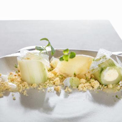 Restaurant treguier aigue_marine concombre citron thé