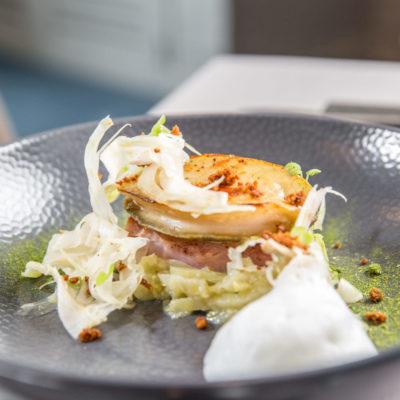 Restaurant aigue_marine ormeau lard fenouil