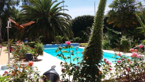 Hotel Restaurant spa Aigue Marine piscine
